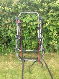 Halfords Bike rack for back of car | in Faversham, Kent ...