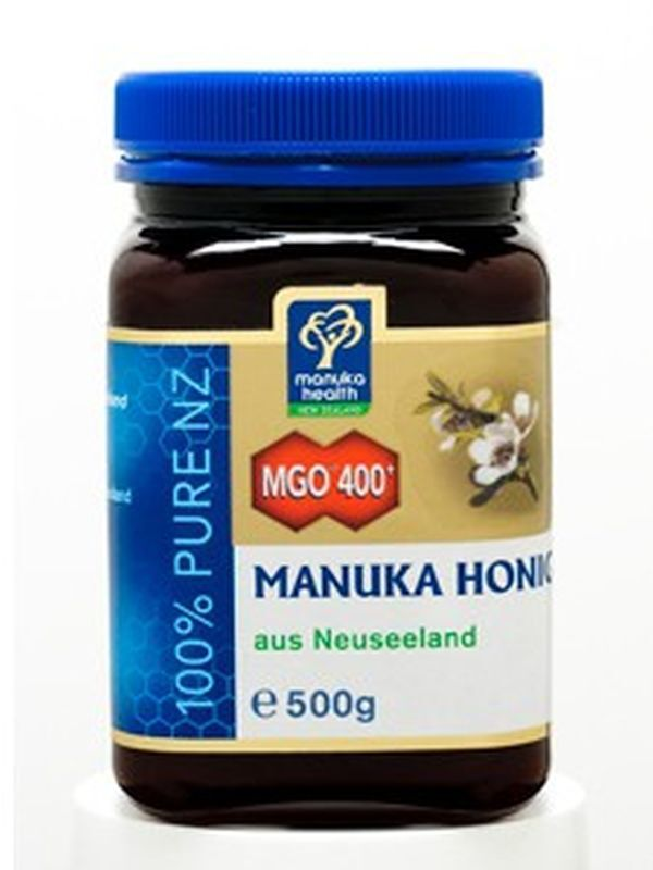 Manuka Health Akt. Manukahonig MGO 400+, 500g