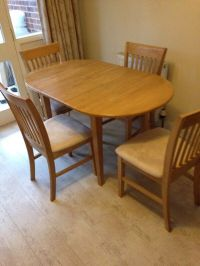 Homebase Lincoln Kitchen Dining Table Good Condition | in ...