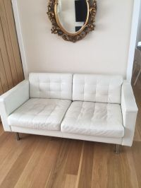 IKEA Landskrona 2 seater sofa white | in Hove, East Sussex ...