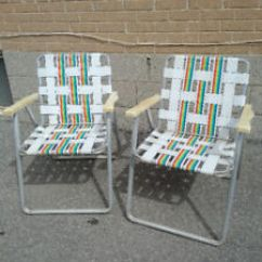 Folding Lawn Chairs Ontario Taupe Dining Uk Aluminum Chair Buy Sell Items From Clothing To Furniture 40 For Both Mid Century Modern Foldable