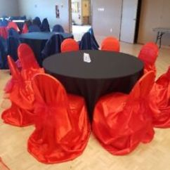 Affordable Chair Covers Calgary Glider On Sale Find Or Advertise Wedding Services In Table Runners Tablecloth And Sashes