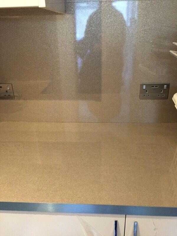Kitchen Worktop Wren Kitchens Galaxy Dove In Harlow