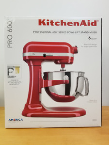 mixer kitchen aid rattan chairs kijiji in hamilton buy sell save with pro 600 series