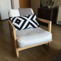 Ikea Poang Chair Covers Uk Ez Lift Lillberg Rocking | In Edgbaston, West Midlands Gumtree