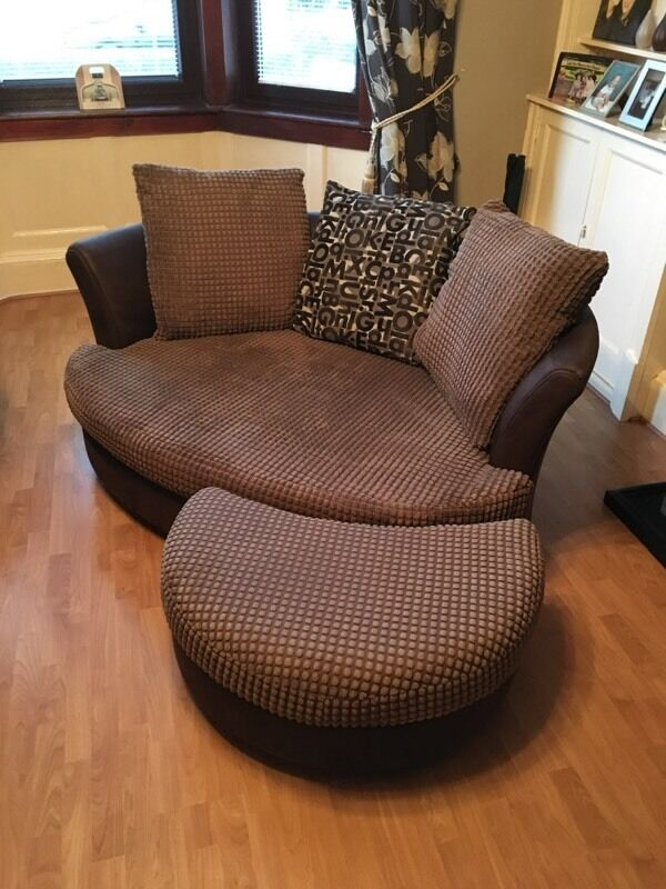 free sofa uplift glasgow jennifer convertibles bed covers dfs embrace corner | in southside, gumtree