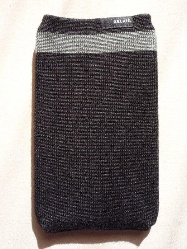 Belkin Sleeve - Tasche - Socke - Tablet - eBook Reader - Schwarz - NEU