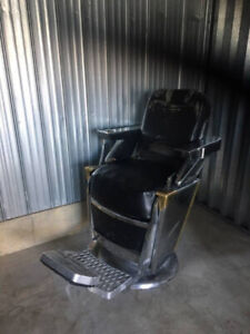 belmont barber chair parts canada office mesh back support kijiji in ontario buy sell save with classic