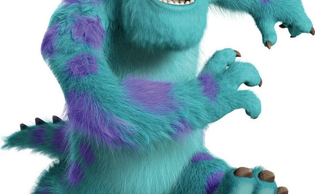 Monsters University Inc Sulley Sully Lifesize Standup