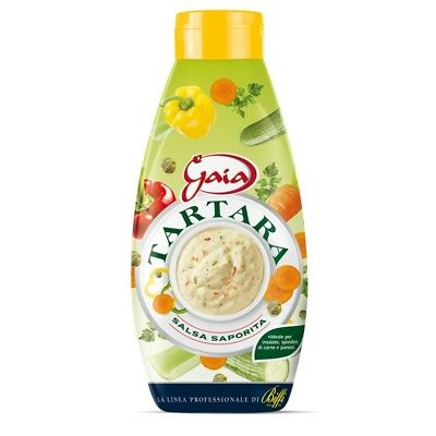 Salsa Sauce Tartar 800 ml - Karton 6 Pezzi