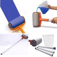 Professional Paint Roller Kit Brush Painting Runner Pintar ...