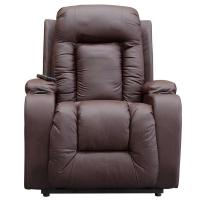 Leather Electric Recliner Chair | eBay