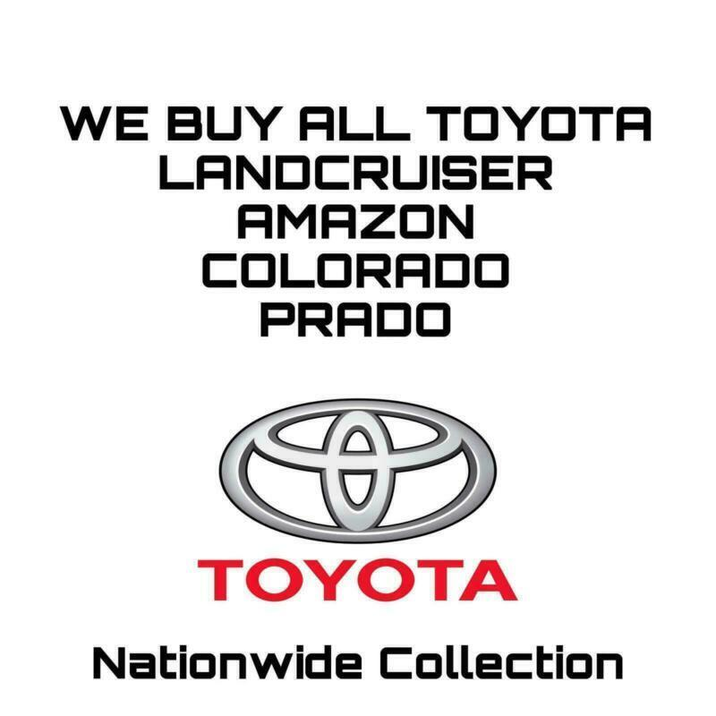 2003 Toyota LAND CRUISER AMAZON LANDCRUISER AMAZON +WE