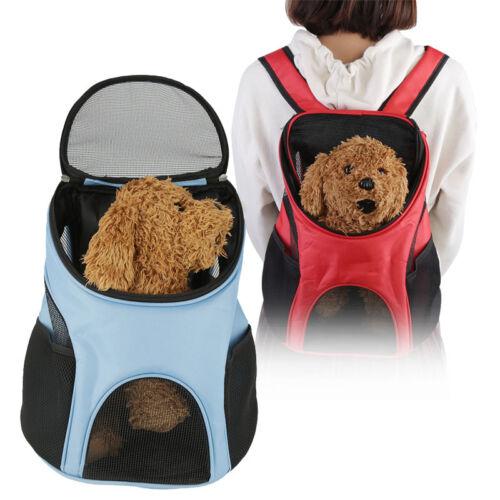 Hunderucksack Hundtasche Tragetasche Transporttasche Rucksack für Hund Katze MK