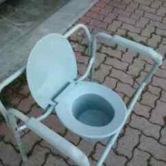 Folding Chair Kijiji Toronto White Bonded Leather Office Used Portable Toilet | Kijiji: Free Classifieds In Ontario. Find A Job, Buy Car, House ...