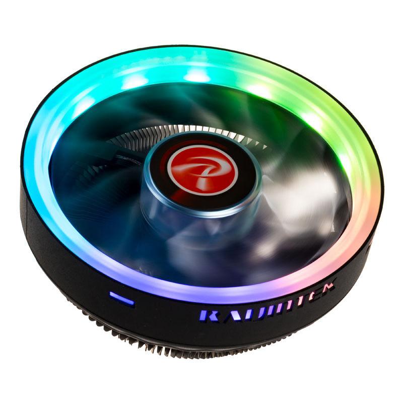 Raijintek Juno Pro RBW CPU-Kühler - RGB LED