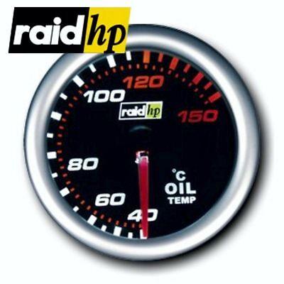 raid hp NIGHT FLIGHT - Öl/Temperatur/Öltemperatur-Anzeige - Instrument