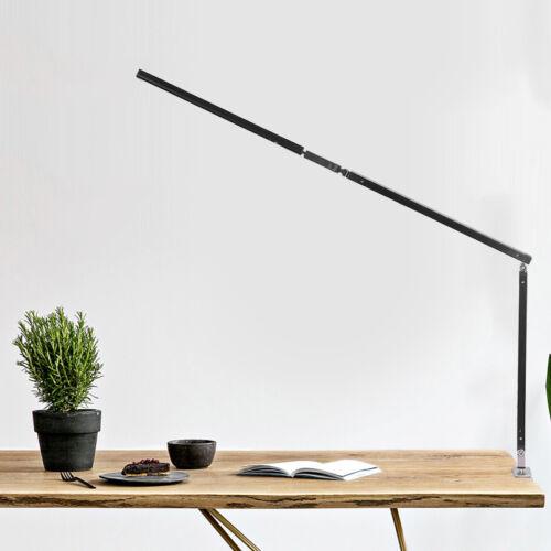 8W LED Schreibtischlampe Tischlampe Klemmleuchte Bürolampe Leselampe dimmbar GD