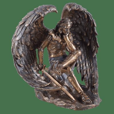 Luzifer Lucifer Lichtträger Engel Figur Skulptur Statue Satan Teufel 708-6316