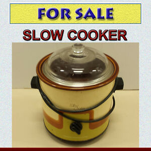 Slow Cooker General Electric