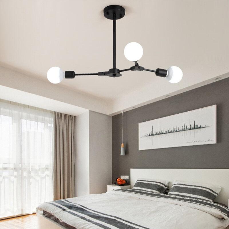 Kitchen Pendant Lighting Modern Ceiling Lights Black Lamp Bedroom Pendant Light 6165439591858 Ebay