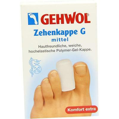 GEHWOL Polymer Gel Zehenkappe G mittel   2 st   PZN3048800