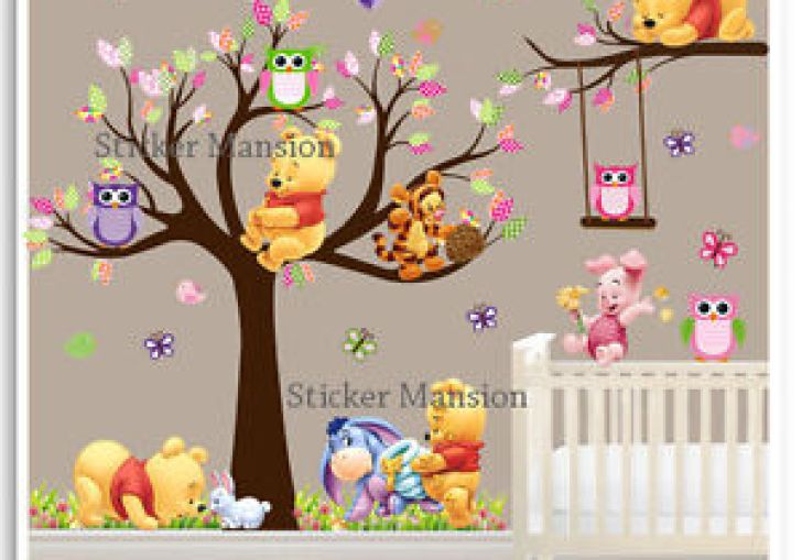 Wall Art Decals For Nursery
