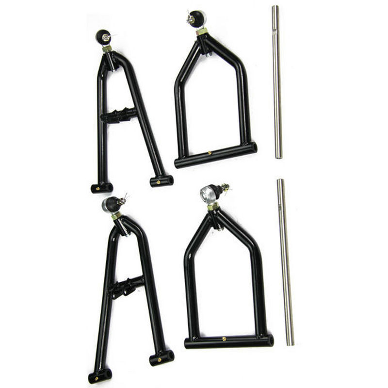ATV Front A-arms+2+1 Wider Extender FOR YAMAHA Banshee 350