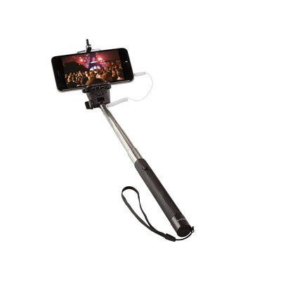 Selfie Stick Stange Teleskop Monopod Selfiestick Auslöser Smartphone iOS Android