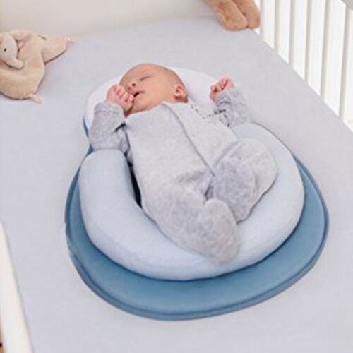 Portable Baby Crib Bassinet Folding Travel Nursery Infant Cradle Sleeping Bed 2