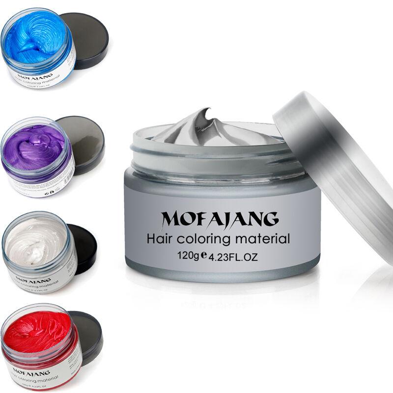 hair color wax 120ml temporary