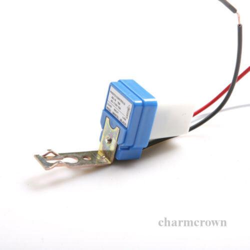 12v 10a Auto On Off Street Light Photoswitch Sensor Switch Photocell