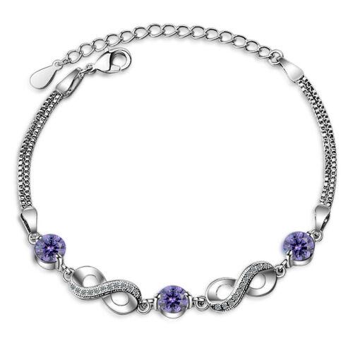 Bracelet Jewelry 925 Sterling Silver Devil's Eye Blue
