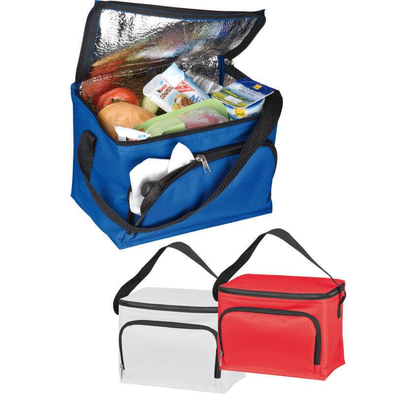 Kühltasche Thermotasche Kühlbox Rot Weiß Blau Isoliertasche Kühlkorb Eisbox