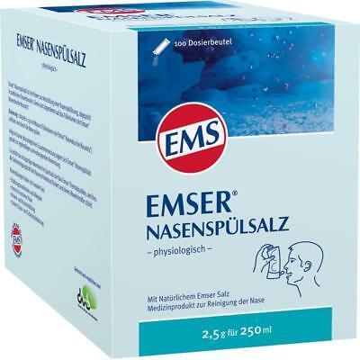 EMSER Nasenspülsalz physiologisch Beutel    - 100 Stk -    PZN5961431