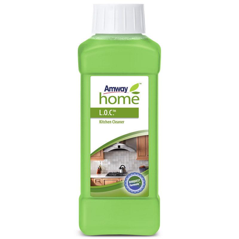 Amway Home L.O.C.™ Küchenreiniger (500ml),Leistungsstarke konzentrat