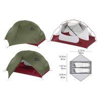 MSR Hubba Hubba Nx 2 person tent | in Bristol | Gumtree