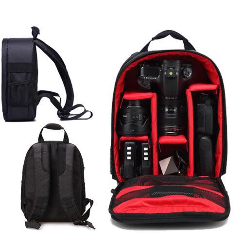 Wasserdichte DSLR SLR Kameratasche Rucksack Für Canon Nikon Sony CN