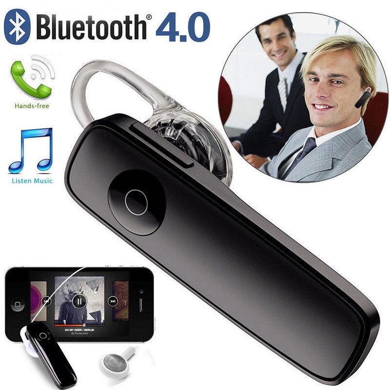 Bluetooth Wireless Headset 4.1 Ohrhörer Kopfhörer für Handy/Smartphone#Handsfree