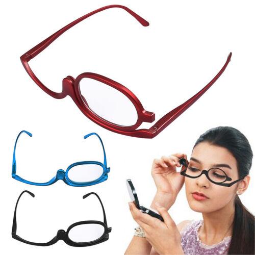 Make Up Schminkbrille Sehstärke +1.0-4.0 Lesebrille Schminkhilfe Schminken Neu