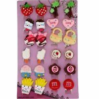 Kids Clip on Earrings | eBay