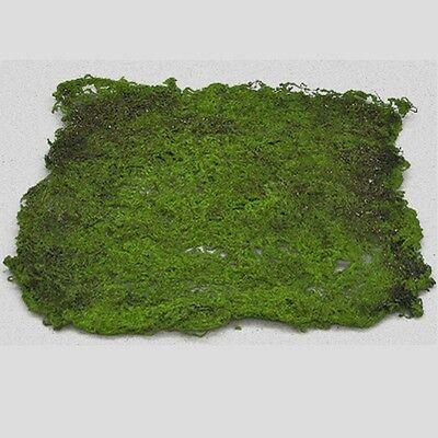 Kunstpflanze MOOSMATTE ca 30 x 20 cm. Moosdecke aus Kunst- Moos. Art.:27506 07