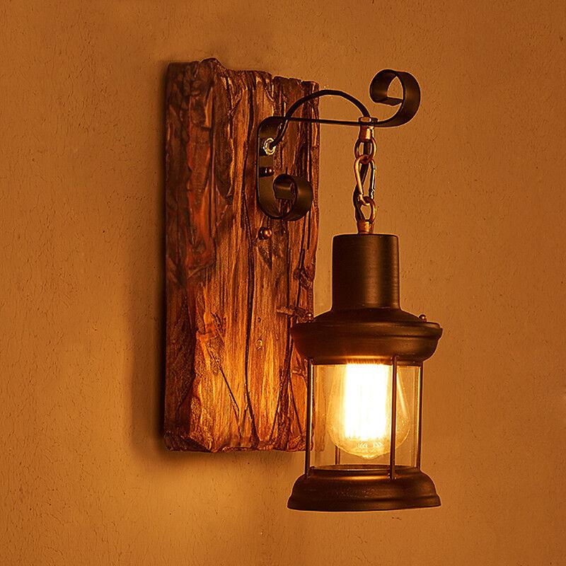 Badezimmer Lampe Wand Retro