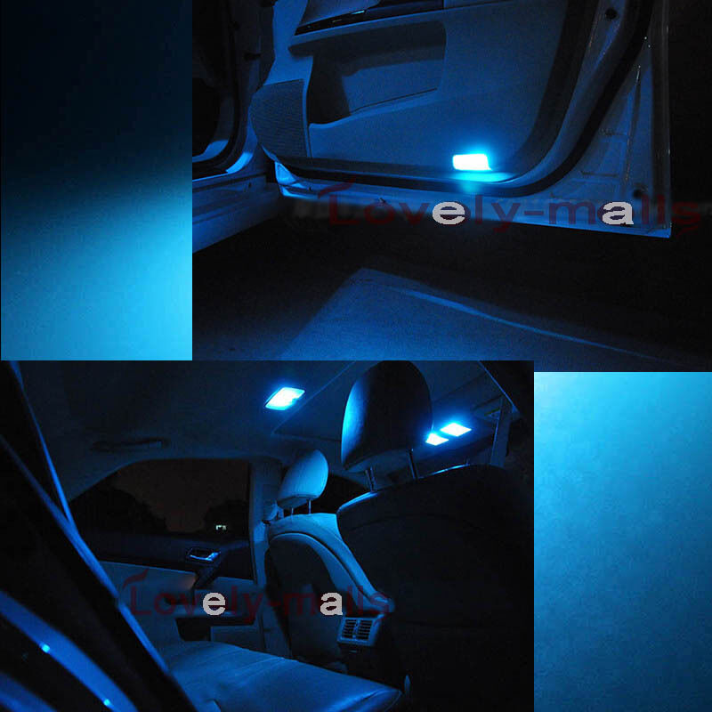 2010 dodge journey fuse box location wiring library � 8pcs ice blue led  interior car light package kit fit 2010