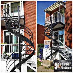 Escalier Colimacon  Kijiji  Qubec  acheter et vendre sur le site de petites annonces no 1 au