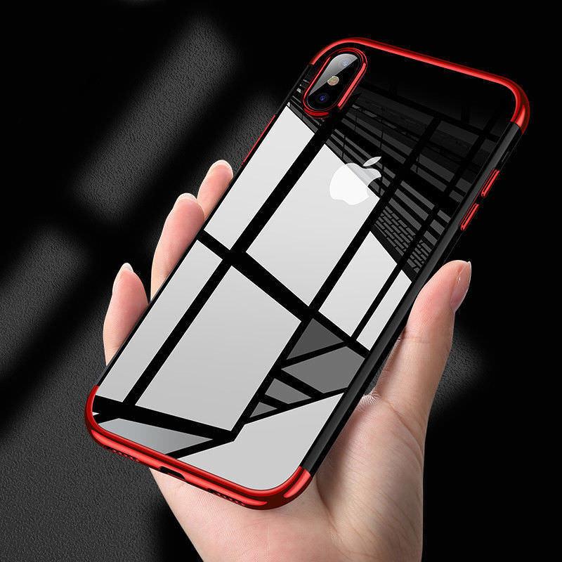 Für iPhone 6 6S 7 8 X Plus Tasche Case Handyhülle Schutz Hülle Schutzglas Folie