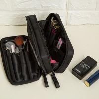 Cosmetic Travel Makeup Brush Handbag Case Brush Holder