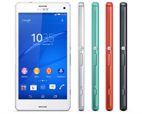 Sony Xperia Z3 Compact D5803 16GB Unlocked/Ohne Simlock 4G Handy 20.7MP