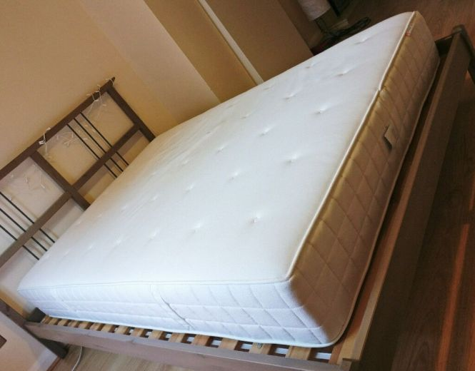 New Double Mattress From Ikea With Guarantee