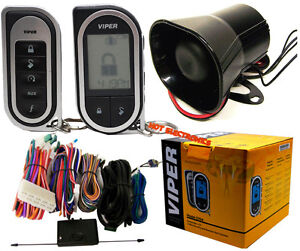 viper 5704 wiring diagram microscope lens car alarm with remote start and 2-way pager 5901   ebay